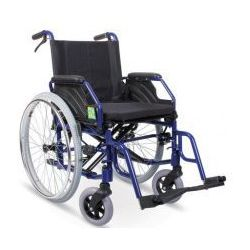 Wózek inwalidzki aluminiowy ręczny GOLD VITEA CARE VCWK9AHG