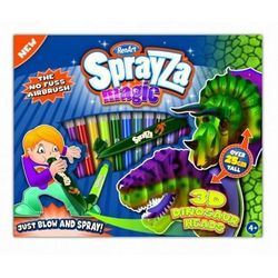 Sprayza, Dinozaury, zestaw kreatywny