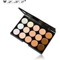 Professional maquiagem 15 Color Concealers Makeup Cream Care Camouflage paletas contour palette Cosmetic Concealer