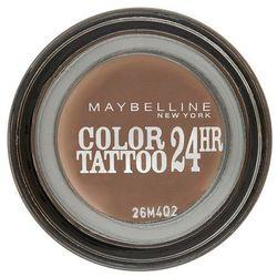 MAYBELLINE Eye Studio Color Tattoo 24 HR cien do powiek w kremie 98 Creamy Beige 4ml