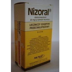 Nizoral szampon 0,02 g/1g 1 SASZETKA