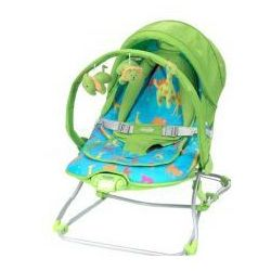 Graco Leżaczek Bujaczek Travel Bouncer 4D99 Guse
