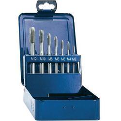 Zestaw gwintowników maszynowych Exact HSSG 2380 DIN 371 B,7 szt.