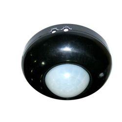 Czujnik ruchu 360°, IP20, 1200W, czarny ORNO