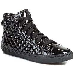 Sneakersy GEOX - D New Club D D4458D 000HH C9999 Czarny
