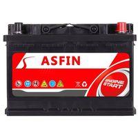 Akumulator ASFIN 74Ah 640A (EN) P+