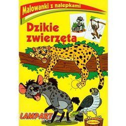 Dzikie zwierzęta Lampart