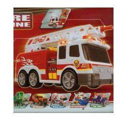 Wóz strażacki duży