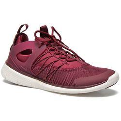 Tenisówki i trampki Nike Wmns Nike Free Viritous Damskie Bordowe 100 dni na zwrot lub wymianę