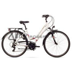 Rower Romet Gazela 1 białą 2016 r.