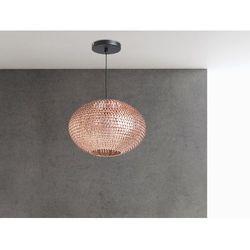 Lampa sufitowa wiszaca miedziana - zyrandol - oswietlenie - REINE