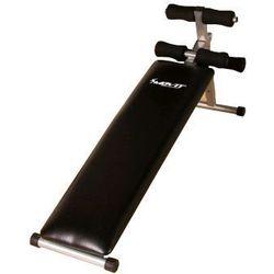 Ławeczka skośna MOVIT® do ćwiczeń mięśni brzucha
