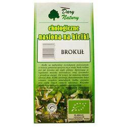 Ekologiczne nasiona na kiełki - Brokuł 30g Dary Natury
