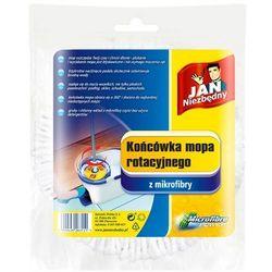JAN NIEZBĘDNY Końcówka mopa rotacyjnego z mikrofibry