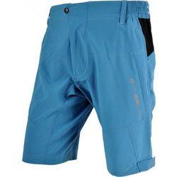 Męskie luźne spodnie rowerowe Silvini Chiecco MP629 lake