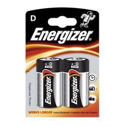 Baterie Energizer Base D R20 - 2 sztuki