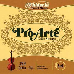 D'Addario PROARTE J59 4/4M