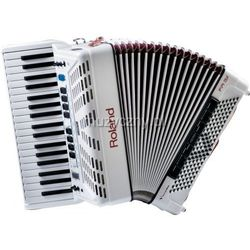 Roland FR 3 x White akordeon cyfrowy (biały) Płacąc przelewem przesyłka gratis!
