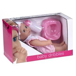 Lalka bobas 30 cm Baby dribbles