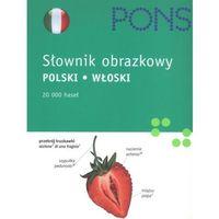 Pons Słownik obrazkowy polski włoski (opr. kartonowa)