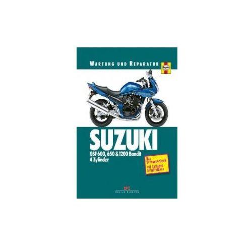 Suzuki GSF 600, 650 & 1200 Bandit, 4 Zylinder