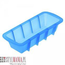 PAV -PLUMCAKE Forma do ciasta niebieska, keksówka