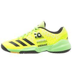 adidas Performance COUNTERBLAST FALCON Obuwie do piłki ręcznej solar yellow/utility black/semi solar green