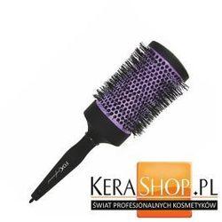 Tovares Szczotka do włosów Fox Professional okrągła wklęsła fioletowa 65 mm