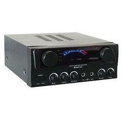 Skytec Wzmacniacz Karaoke z wyświetlaczem i miernikiem UV