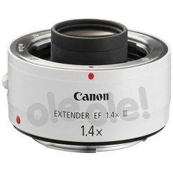 Canon Extender EF 1.4 X III Darmowy transport od 99 zł | Ponad 200 sklepów stacjonarnych | Okazje dnia!