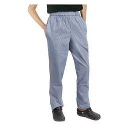 Spodnie | mała niebieska kratka | rozmiary XS-XXL