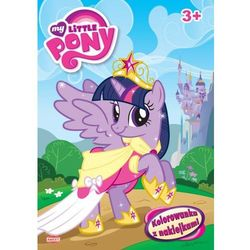 My Little Pony (opr. miękka)