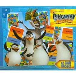 Moje pierwsze kalambury Pingwiny z madagaskaru