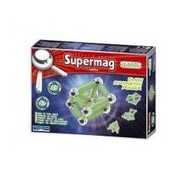 Klocki magnetyczne. Supermag Classic Glow 35