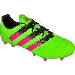 Buty piłkarskie adidas ACE 16.1 FG/AG M Leather AF5099
