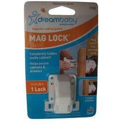 Magnetyczne zamknięcie - zamek, Dreambaby