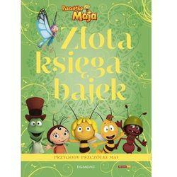 Pszczółka Maja Złota księga bajek - Wysyłka od 3,99 - porównuj ceny z wysyłką (opr. kartonowa)