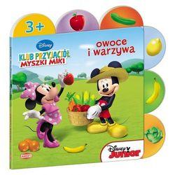 Klub Przyjaciół Myszki Miki. Owoce i warzywa DBC4 (opr. twarda)