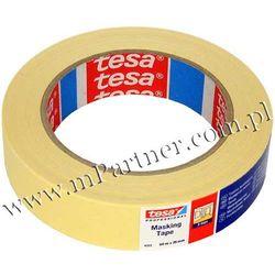 Taśma papierowa maskująca Tesa 4323 25mm 50m