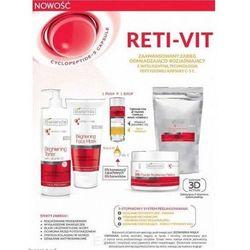 Bielenda RETI-VIT C zaawansowany zabieg odmładzająco- rozjaśniający z inteligentną technologią peptydowej kapsuły C-5 C