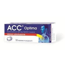 ACC OPTIMA 10 tabletek musujących