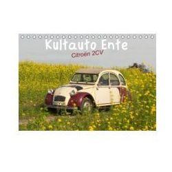 Kultauto Ente Citroën 2CV (Tischkalender 2016 DIN A5 quer)