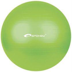 Piłka gimnastyczna FITBALL śr.55 cm + pompka Spokey (zielona)