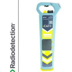 Wykrywacz instalacji podziemnych Radiodetection eCAT4+