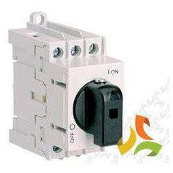 Rozłącznik z pokrętłem bezpośrednim LAS 80 3P 004660106 ETI