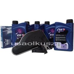 Filtr oraz mineralny olej ATF III automatycznej skrzyni biegów Chevrolet Venture Lumina APV 3,4 / 3,8