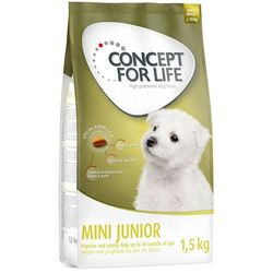Concept for Life Mini Junior - 3 kg