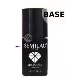 Semilac Base (W) baza pod lakier hybrydowy 7ml
