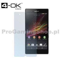 Folia na wyświetlacz 4-OK do Sony Xperia J - ST26
