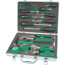 Zestaw narzędzi Mannesmann M29024, w praktycznej walizce 24 elem.